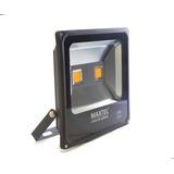 Refletor Maxtel 100w Led Holofote Branco Frio Bivolt Ip66