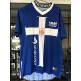 fbafed8b7d Relíquia Camisa Vasco Cavalera Oficial 3 Penalty Azul 2012