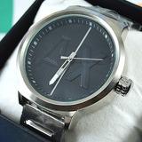 fb5a5747503 Relógio Armani Exchange Ax Pulseira Aço À Prova D água