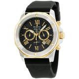 1652de4899d Relógio Bulova 98b277 Masculino Marine Star Misto Dourado