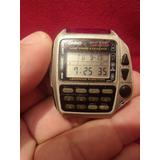 5a9a7b1dbcc Relógio Casio Cmd 40 Maquina Do Tempo