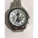 b71502375ba Relógio Casio Edifice Usado Muito Bem Conservado Original