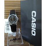251f43107c8 Relógio Casio Feminino Ltp v001l 1budf Nf Garantia