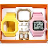 115d09f3e5b Relógios Esportivos   Relógio Champion Troca Pulseira