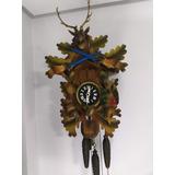 ca057826cbd Relógio Cuco Alemão Modelo Caçador Musical Floresta Negra