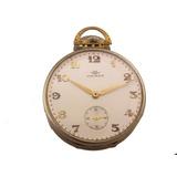 990193f9ba5 Relógios Antigos E De Coleção   Relógio Movado Plaquê Ouro