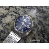 642e21887f8 Relógio Orient Automático Antigo Japonês Cavedar