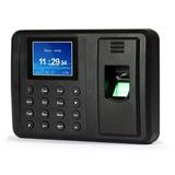Relógio Ponto Biométrico Impressão Digital Pronta Entrega Nf
