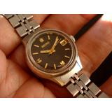 7a8b8450f1e Relógio Seiko 4205 0160 Automá Feminino Antigo Coleção Japan