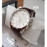 a12cea0de4b Relógio Tissot Couturier Branco T035 617 16 031 00 Original