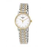 58eab29a6c0 Relógio Tissot Feminino Fabricação Suíça Caixa Em Aço Inoxi