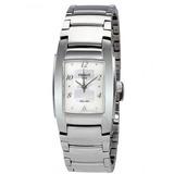 cab95d04c4f Relógio Tissot Feminino T trend Prata Madre Pérola aço