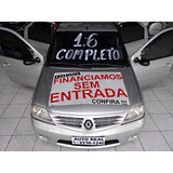 Renault Logan Privilege 1 6 Completo 2008