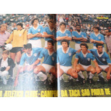 Revista Manchete Esportiva 68 Poster Marília Campeão Sp 1979