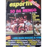 Revista Manchete Esportiva 75 Com Poster Atlético Mineiro 78
