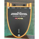 Roger Mayer Axis Pedal De Efeitos De Guitarra Fuzz