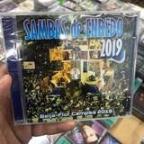 Sambas De Enredo 2019   Beija Flor Campea 2018  cd  Lacrado
