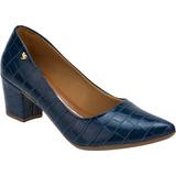 Sapato Scarpin Confort Salto Baixo Grosso Promoção | S02 scp
