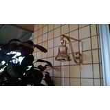 Sino De Bronze C suporte Pintado De Dourado 1 Kilo