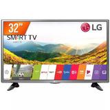 Smart Tv Led 32   Hd Lg Pro 32lj601c 2 Hdmi Usb Wi fi