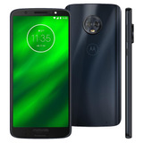 Smartphone Motorola Moto G6 Plus Xt1926 64gb Tela 5 9 Índigo