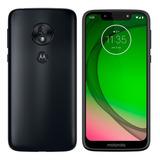 Smartphone Motorola Moto G7 Play Indigo tela 5 7  13 Mp 32gb