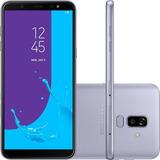 Smartphone Samsung J810 Galaxy J8 64gb Tela 6 Sm j810mzvkzto