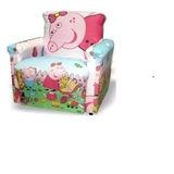 Sofa Infantil Poltrona Sofazinho cadeira pulff Peppa