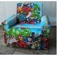 Sofa Infantil Poltrona Sofazinho cadeira pulff Vingadores