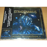 Stratovarius   Intermission Ii  cd Lacrado