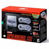Super Nintendo Classic Edition Mini Original Bivolt Snes