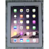 Tablet Apple Ipad 4°ger Branco Wi fi 9 7 16gb Bluetooth Usad
