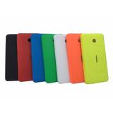 Tampa Traseira Microsoft Nokia Lumia 630   Pelicula Vidro