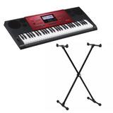 Teclado Casio Ctk6250   Suporte Visão Musical Formato Vspt 3