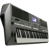 Teclado Musical   Psr S 670 Yamaha Barato