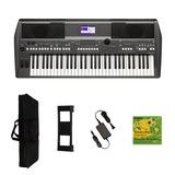 Teclado Musical Arranjador Yamaha Psr S670   Fonte Bivolt