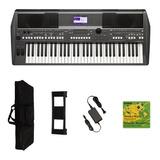 Teclado Musical Psr S 670 Yamaha Promoção   Sampleado