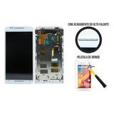 Tela Touch Display Lcd Moto X2  Xt1093 Xt1097 C  Aro   Pelic
