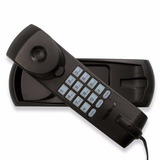 Telefone Gondola Tc20 Preto Intelbras P  Mesa Ou Parede Fio