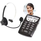 Telefone Maxtel Headset Mt 108 Head Set Head 7 Telemarketing