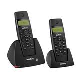 Telefone Sem Fio Intelbras Com Ramal Ts40c Telefone ramal