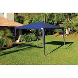 Tenda 3x3 Praia Gazebo Azul Mor Barraca Camping C sacola