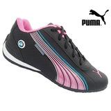 Tenis Feminino Puma Bmw Caminhada Macio Academia Promoção