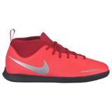 e18519f87a64b Tenis Futsal Nike Phantom Vsn Botinha Infantil Sem Juros