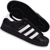 a1a81a44b Tênis adidas Superstar Originals Masculino Feminino Black
