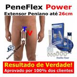 Tensor Extensor Alongador Peniano Até 26cm   Peneflex Power