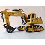 Trator Escavadeira R c 8 Ch Mod 6811l  preço Top