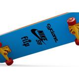 Trio De Adesivos Para Shape Skate Cyclone Nike E Flip 4049d127948