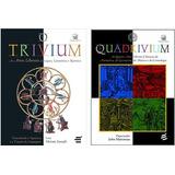 Trivium   Quadrivium Livro Miriam Joseph   Frete Gratis