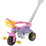 Velocípede Infantil Bebê 1 Ano Menina o  Velotrol 2561 2560